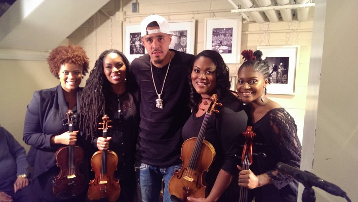 Group with JCole