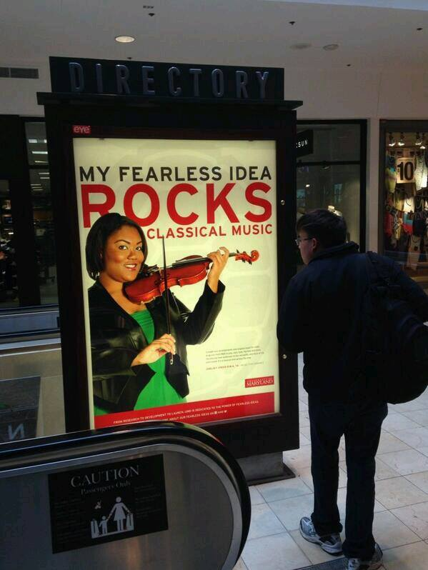 TGV - Fearless Ideas in Montgomery Mall