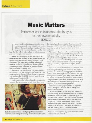 Dec 2015 - ASBJ Article - Article Pg