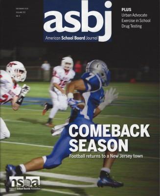 Dec 2015 - ASBJ Article - Mag Cover