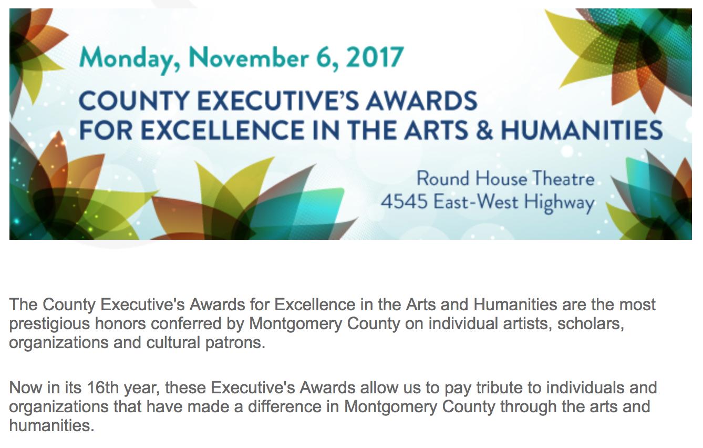 MoCo County Exec Awards 1